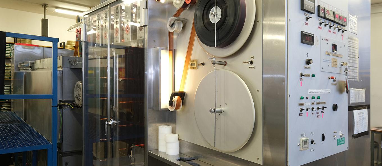 Classical film laboratory