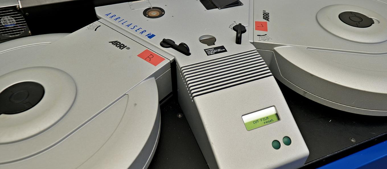 Digitální filmová laboratoř